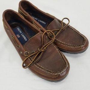Ralph Lauren Polo Sport 6.5B Boat Shoes